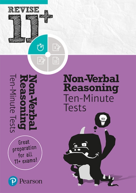 Revise 11+ Non-Verbal Reasoning Ten-Minute Tests