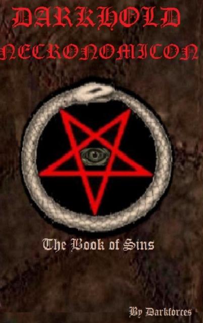Darkhold Necronomicon: The Book of Sins