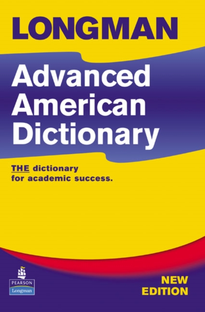 Longman Advanced American English Dictionary 2nd Edition Cased