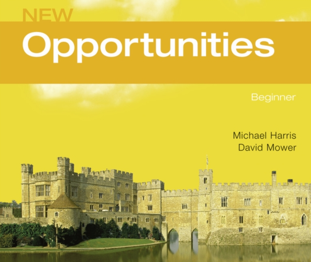 Opportunities Global Beginner Class CD New Edition