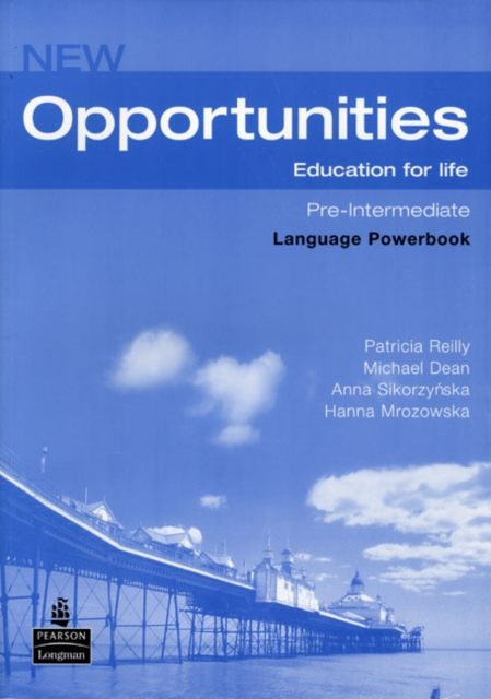 New Opportunities Pre-Intermediate Power Book Pack
