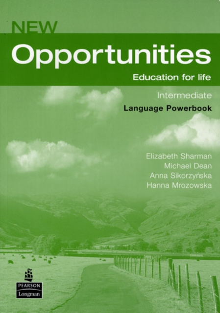 New Opportunities Intermediate Power Book Pack