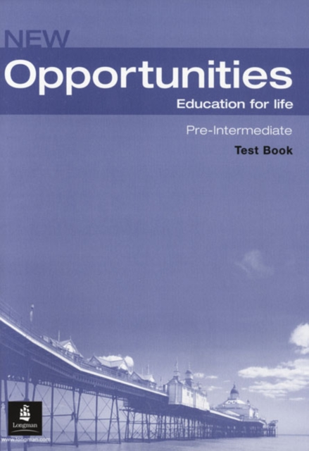 Opportunities Pre-Intermediate Test CD Pack