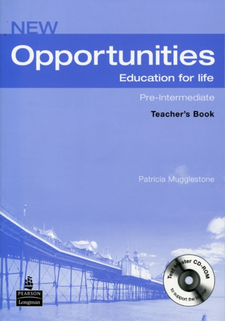 New Opportunities Pre-Intermediate Teacher's Book with Test Master
