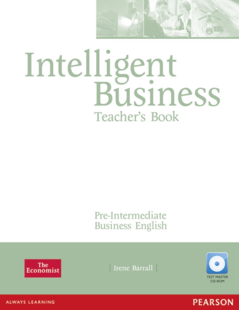 Intelligent Business Pre-intermediate Teachers Book and Test Master CD-Rom Pack
