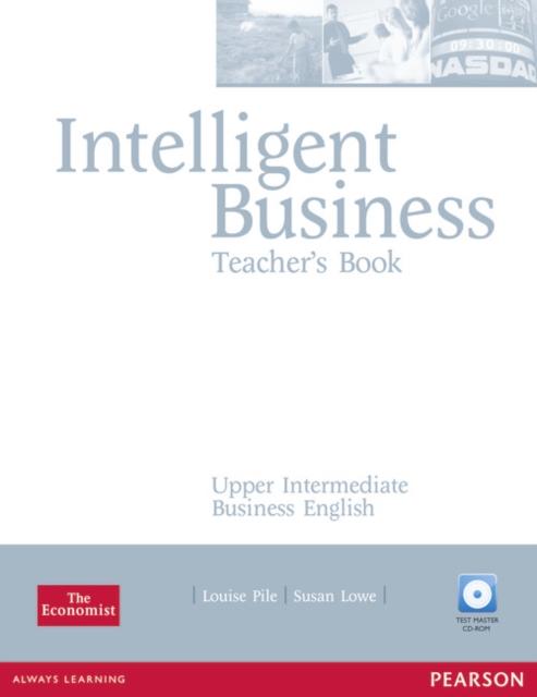 Intelligent Business Upper Intermediate Teacher's Book Pack