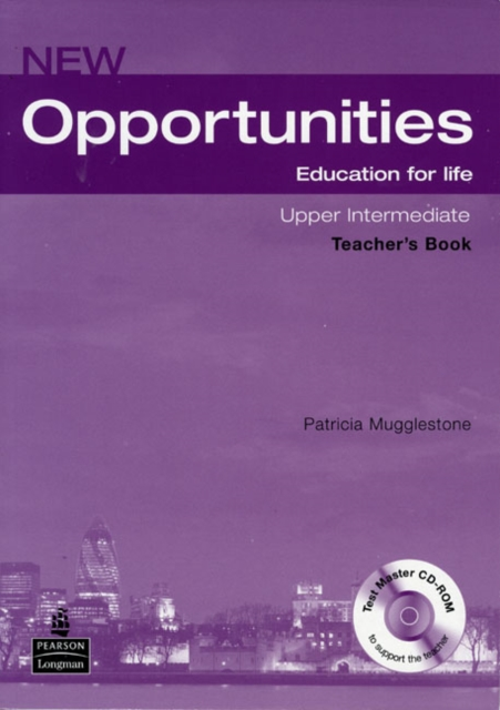 New Opportunities Upper Intermediate Teacher's Book with Master Test CD-ROM