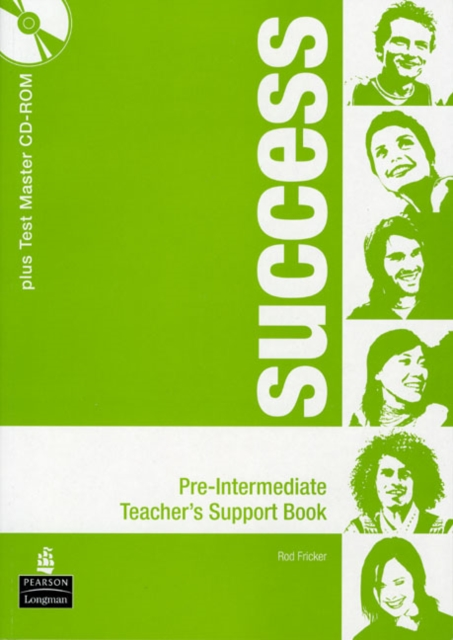 Success Pre-Intermediate Teachers Book Pack