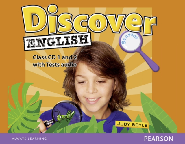 Discover English Global Starter Level Class Audio CD