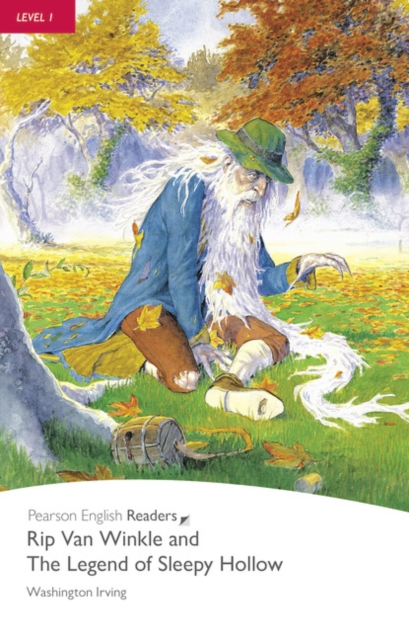 PLPR1: Rip Van Winkle and the Legend of Sleepy Hollow Bk/CD Pack