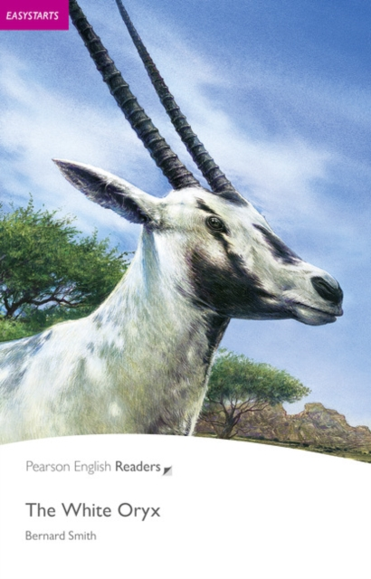 PLPRES: White Oryx, The Bk/CD Pack
