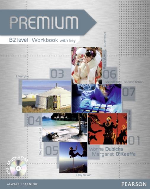 Premium B2 Level Workbook with Key/CD-Rom Pack