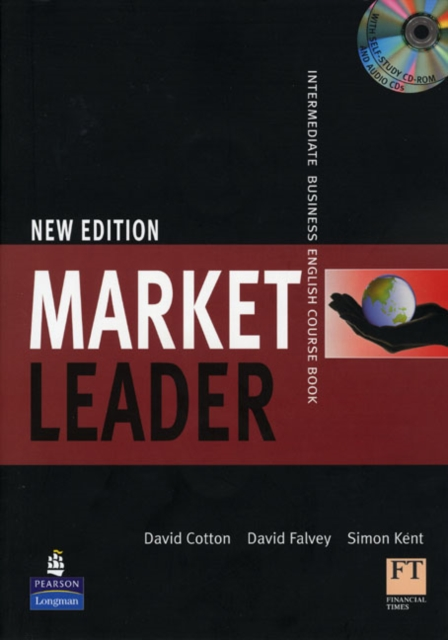 Market Leader Intermediate Coursebook/Class CD/Multi-Rom Pack