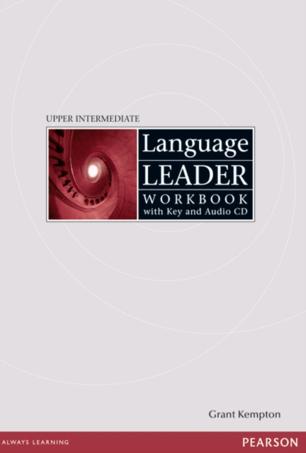 Language Leader Upper-Intermediate Workbook with Key and Audio CD Pack