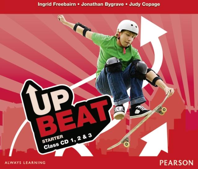 Upbeat Starter Class CDs
