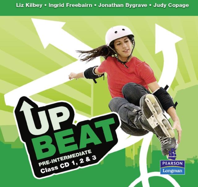 Upbeat Pre-intermediate Class CDs