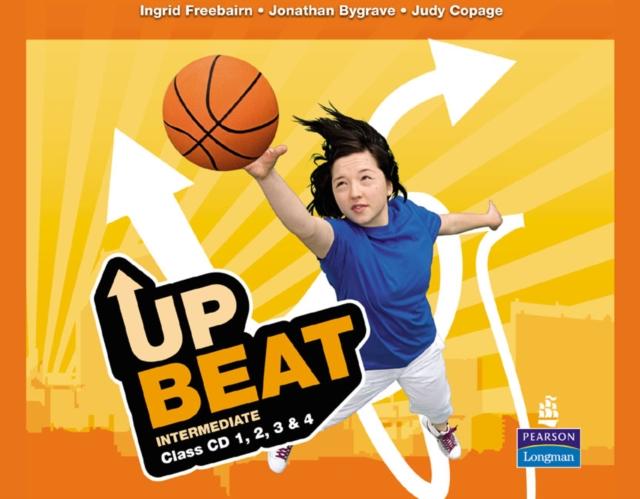 Upbeat Intermediate Class CDs