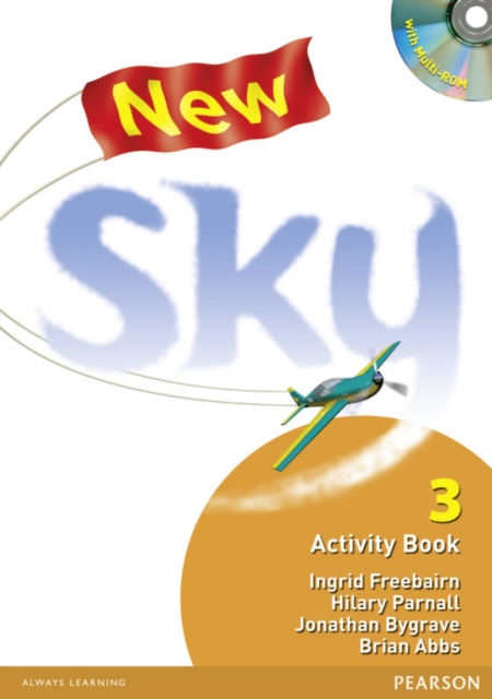 Sky Activity Book and Students Multi-Rom 3 Pack New Edition