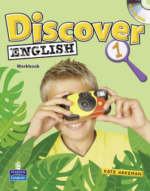 Discover English Global Level 1 Activity Book