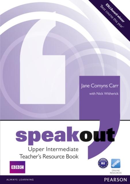 Speakout Upper Intermediate Level Teacher's Book