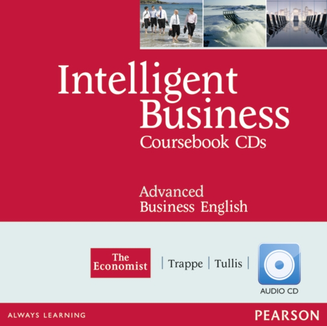 Intelligent Business Advanced Coursebook Audio CD 1-2