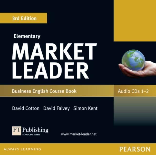 Market Leader 3rd edition Elementary Level Coursebook Audio CD