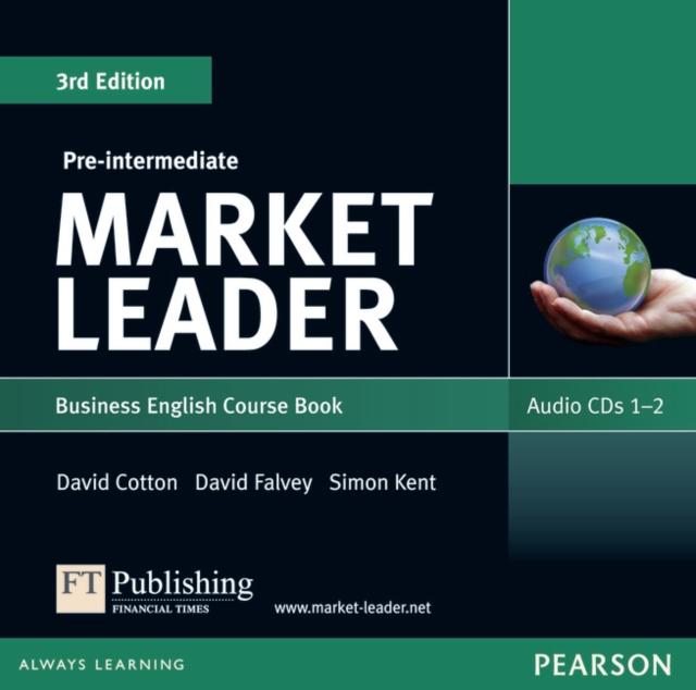 Market Leader 3rd edition Pre-Intermediate Level Audio CD