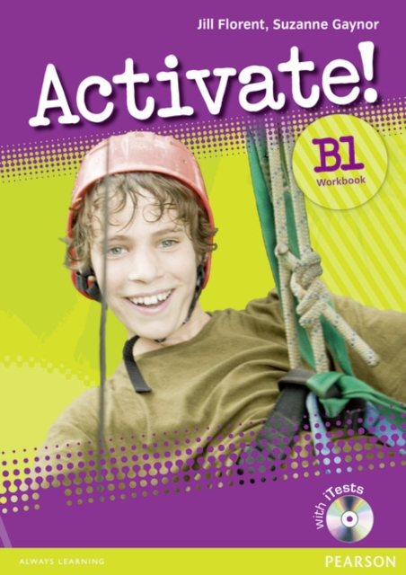 Activate! B1 Work Book without Key/CD-ROM Pack