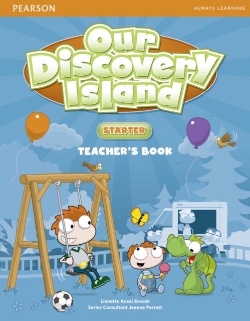 Our Discovery Island Starter Teacher's Book plus pin code