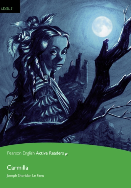 PLPR LEVEL 3 Carmilla Book and CD-ROM Pack