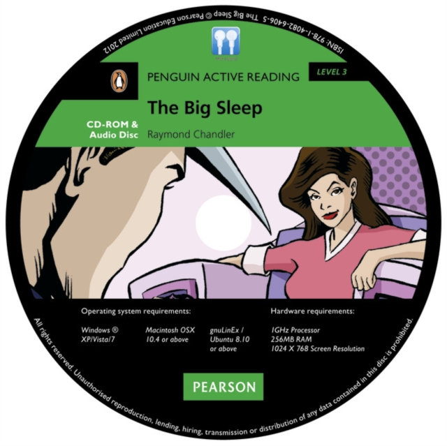 PLAR3: Big Sleep Book and MP3 Pack