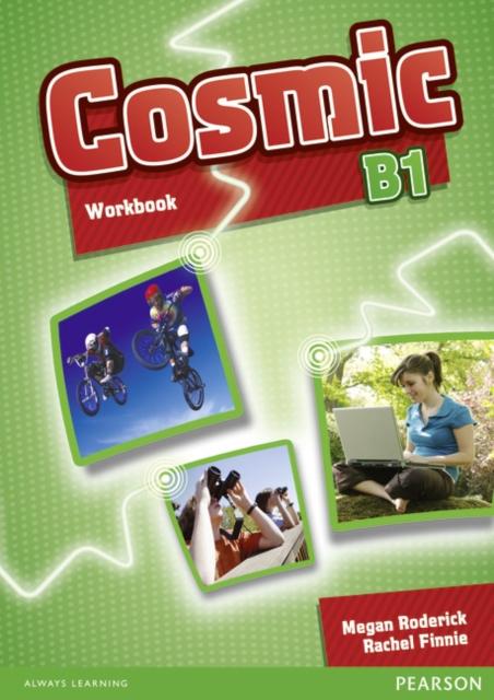 Cosmic B1 Workbook & Audio CD Pack