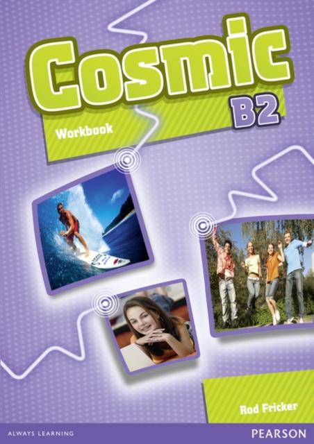 Cosmic B2 Workbook & Audio CD Pack