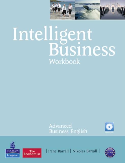 Intelligent Business Advanced Workbook Audio CD Pack