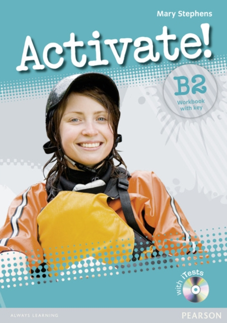 Activate! B2 Work Book with Key CD-ROM Pack