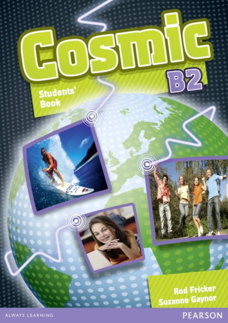 Cosmic B2 Student's Book & Active Book Pack