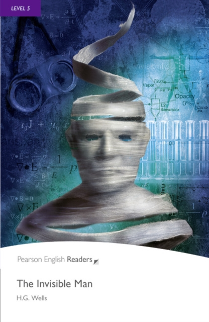 Level 5: The Invisible Man Book and MP3 Pack