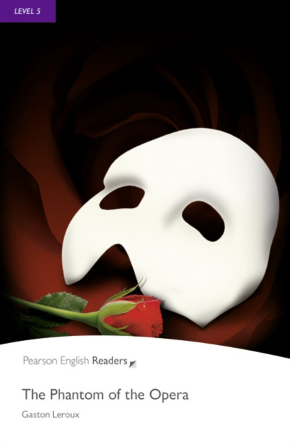 PR-L5: The Phantom of the Opera Book & Mp3 Pack