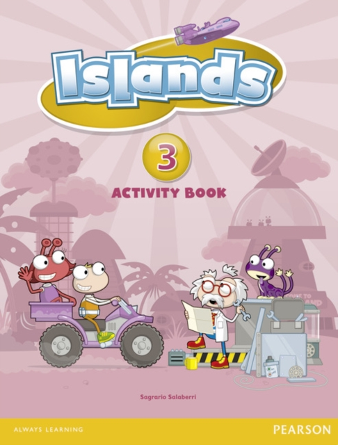 Islands Level 3 Activity Book Plus Pin Code