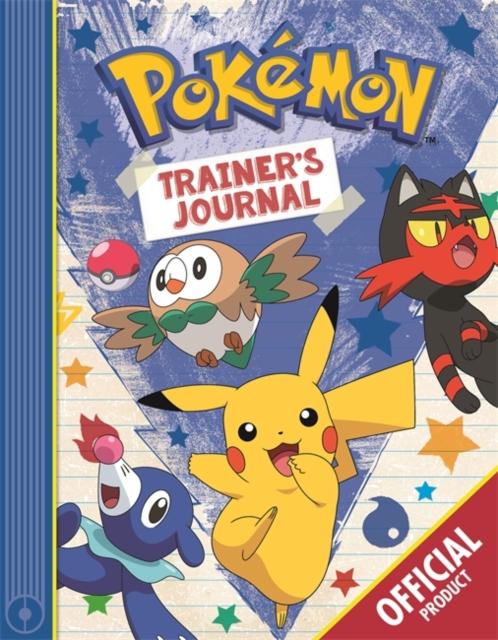Official Pokemon Trainer's Journal