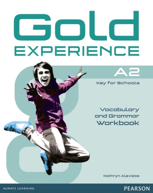 Gold Experience A2 Workbook without key