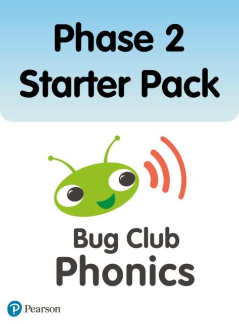 Phonics Bug Phase 2 Starter Pack