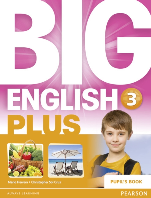 Big English Plus 3 Pupil's Book