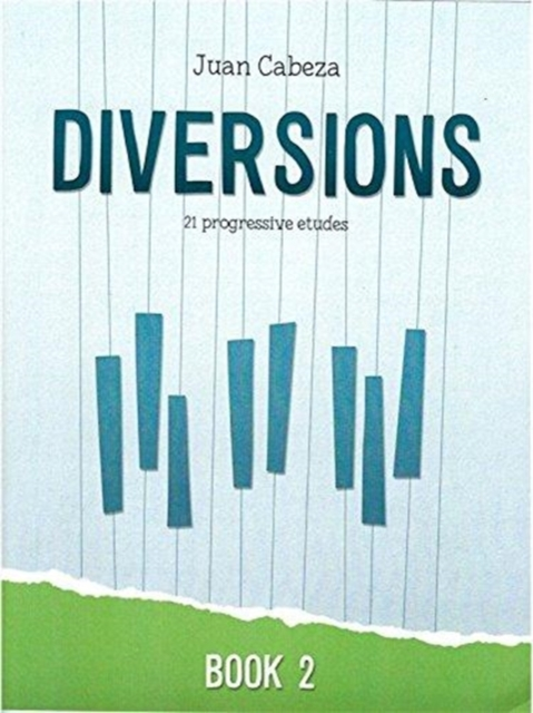PIANO SAFARI DIVERSIONS BOOK 2