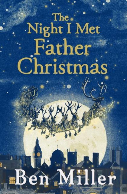 Night I Met Father Christmas