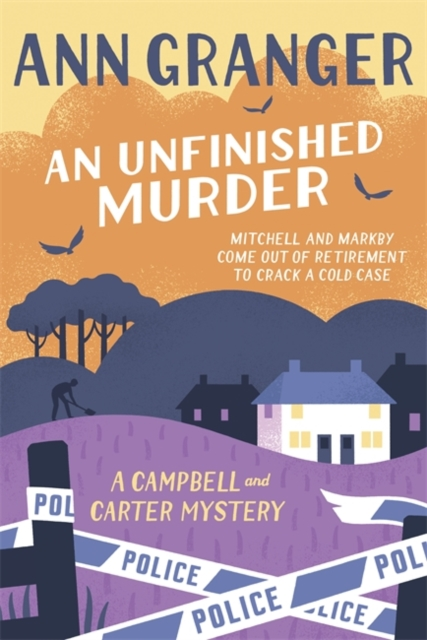 Unfinished Murder: Campbell & Carter Mystery 6
