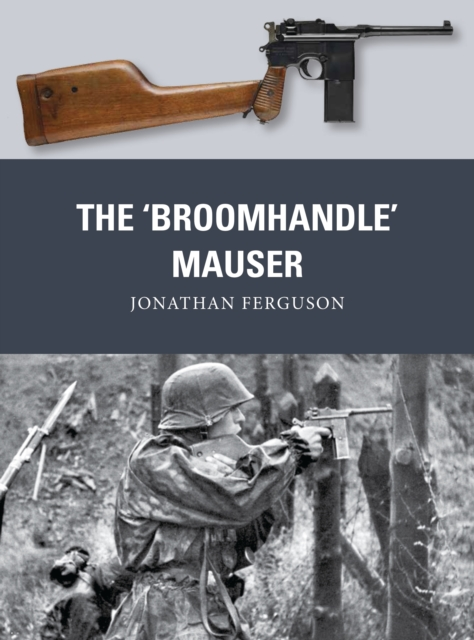 'Broomhandle' Mauser