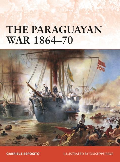 Paraguayan War 1864-70