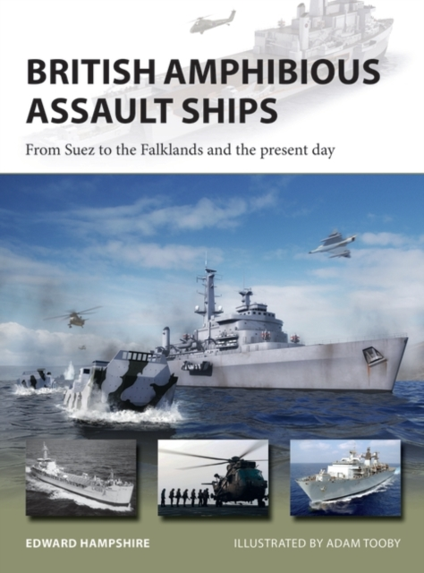 British Amphibious Assault Ships