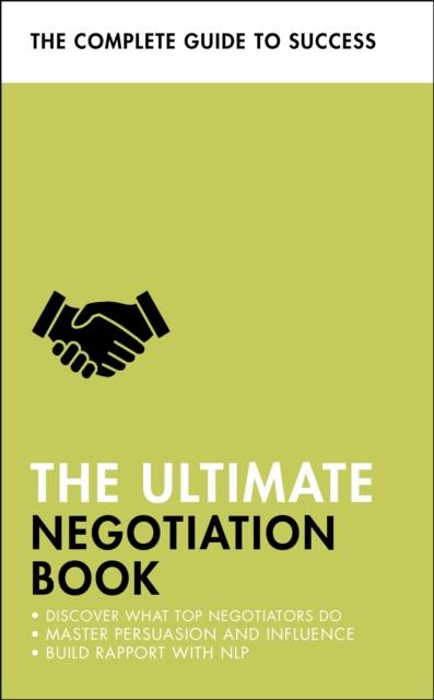 Ultimate Negotiation Book